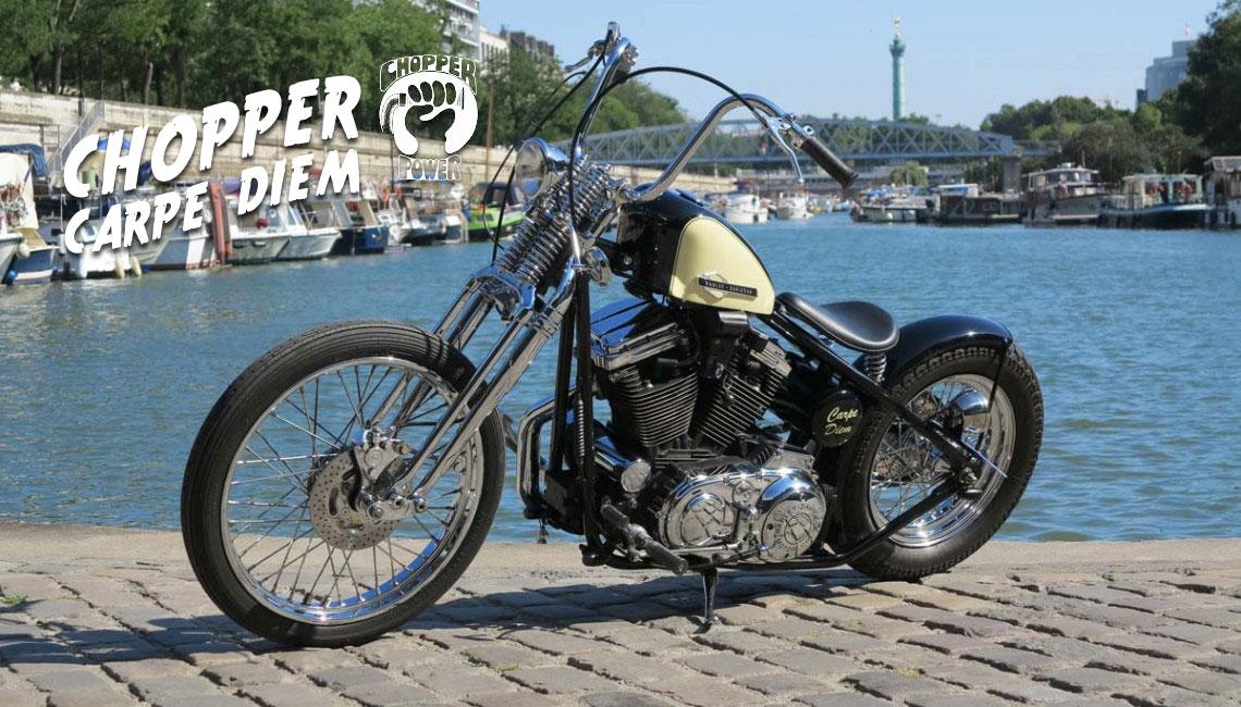Sportster 1200 – Chopper Carpe Diem